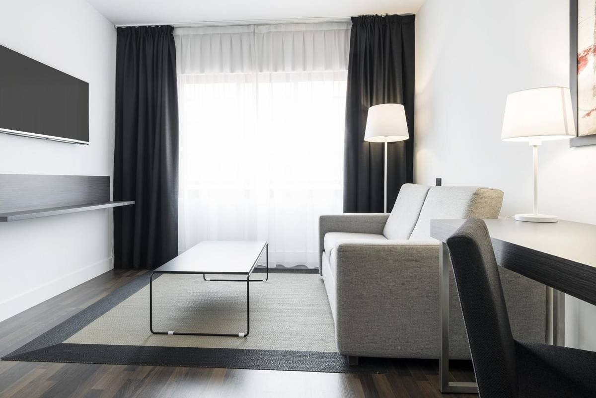 Quarto ILUNION SUITES MADRID