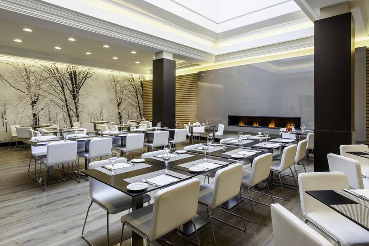 Restaurante ILUNION Suites Madrid